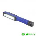 Linterna de trabajo Cob 1,5W Azul