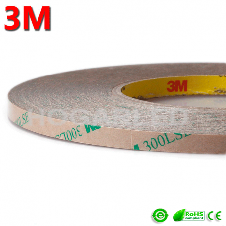 Rollo Adhesivo 3M Doble cara