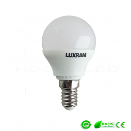 E14 Esferica 4w Luxram