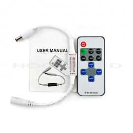 Controlador Y Mando para tiras Monocolor wifi