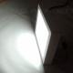 Plafon 18w 1500lm Cuadrado Style Blanco