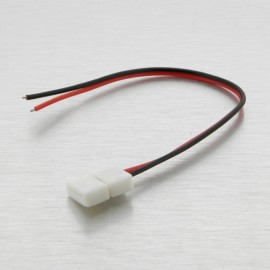 Cable flexible tira LED Monocolor 1 terminal