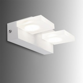 Aplique Pared Doble 2x5w