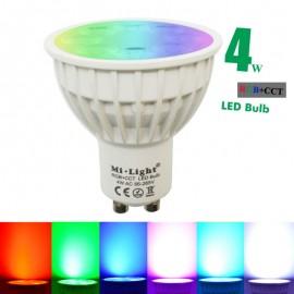 GU10 4w RGB-CCT