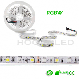 Tira LED RGBW IP65 24V