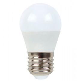 Bombilla Esférica LED E27 G45 7W