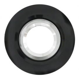 Aro dicroica Negro basculante style