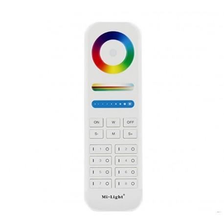 Mando WIFI RGBW Táctil 8 Zonas