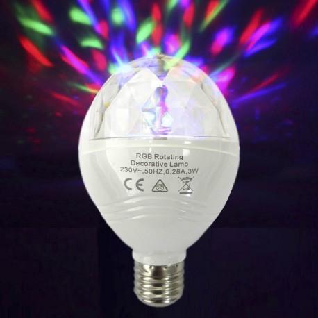 E27 Disco LED
