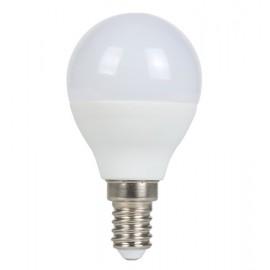 Bombilla Esférica LED E14 P45 7W FILUX