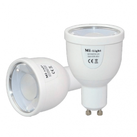GU10 5W Cambio Temperatura Wifi Mi-Light