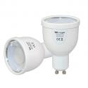 GU10 5W Cambio Temperatura Wifi Mi-Light