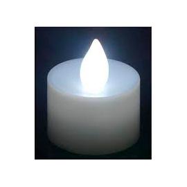 Vela LED Blanca