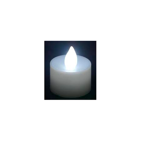 Velas LED Blanca