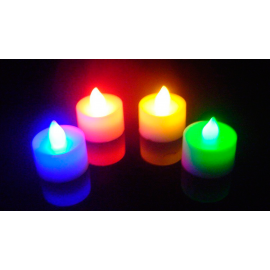 Velas LED Multicolor