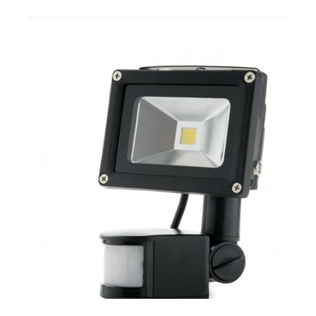 Foco 10w Con Sensor Movimiento