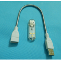 USB LED Táctil