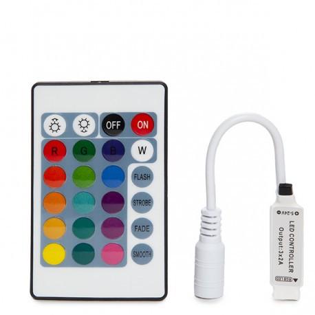 Mando Controlador para Tira RGB