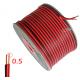 Cable 2 pin monocolor por metros