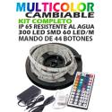Kit Tira LED RGB IP65 WHITE EDITION