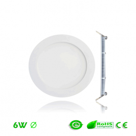 Downlight LED 6W Circular