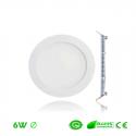Downlight LED 6W Circular