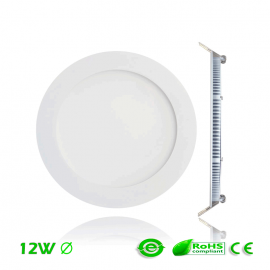 Downlight LED 12W Circular