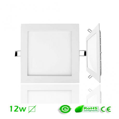 Panel LED 12w Cuadrado