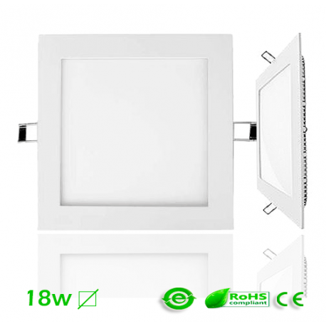 Panel LED 18w Cuadrado