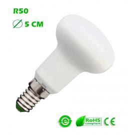 E14 R50 Reflectora