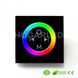 Controlador led empotrable multicolor
