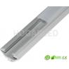 Perfil Esquinero aluminio difusor opaco 1m
