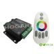 Controlador LED wifi función musica, con mando RGB