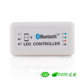 Controlador RGB Bluetooth tiras