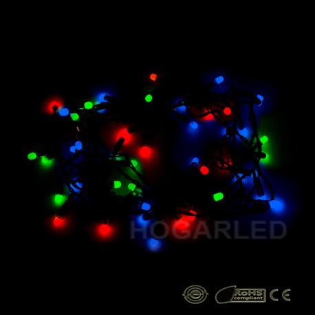 Casa > LED´s > Gadgets y Otros LED > Guirnalda LED RGB