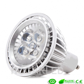 Lámpara LED GU10 PAR20 Ø60mm 7W