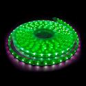Tira LED Verde IP65 12V