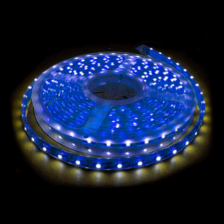 Tira Azul IP65 60LED/metro
