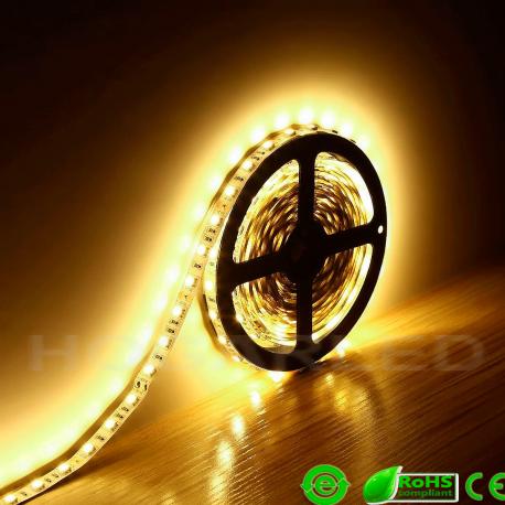 Tira LED Blanco Cálido 2700k IP25