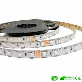 Tira LED RGB IP25 PVC Blanco