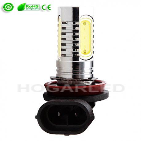 Lámpara LED para Vehículos 6W Base H8 Alta Luminosidad