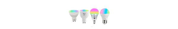 Bombillas RGB y CCT