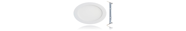 Plafones y Downlight LED